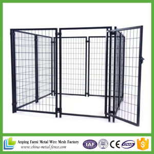 Welded Wire Dog Fence / Outdoor Large Portable Dog Cage pictures & photos