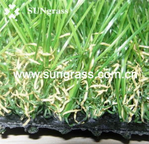 Artificial Turf Carpet for Garden (SUNQ-AL00012) pictures & photos