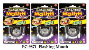 Funny Flashing Mouth Toy pictures & photos