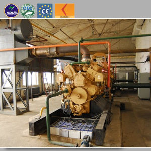 Ce Approved 10kw-5MW Heat and Power Cogenerator Wood Biomass Gasification Power Plant pictures & photos