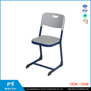 Hot Sell Cheap School Desk and Chair / Single Student Modern School Desk pictures & photos