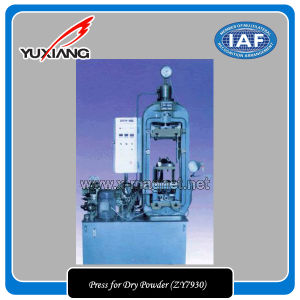 Automatic Hydraulic Press for Dry Powder (ZY7930) pictures & photos