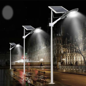 Solar LED Street Light with 15W 20W 30W LED Lighting pictures & photos