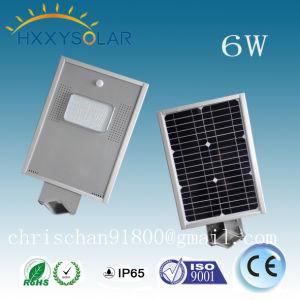 6W All in One Solar LED Street Light Solar Garden Light pictures & photos