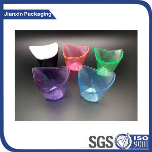 Customize Disposable Plastic Cup for Pudding pictures & photos