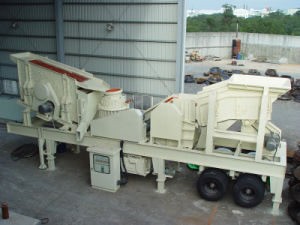 Mobile Stone Crusher Plant pictures & photos