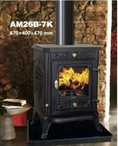 Cast Iron Wood Burning Stoves pictures & photos