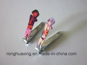 Girl Pattern Medium Nail Clipper N-608bih pictures & photos
