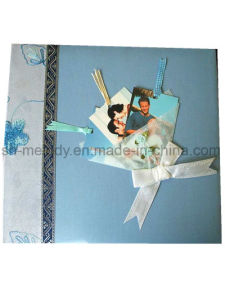"12′x12"" Fabric Cover Scrapbook Album pictures & photos"