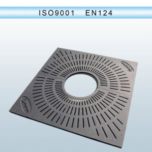 En124 Ductile Iron Casting Tree Gratings Round/Square pictures & photos