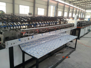 Full Automatic Main T Bar Roll Forming Machine pictures & photos