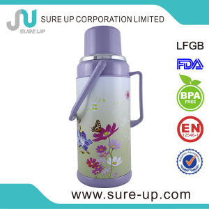 Water Pot with Double Wall Glass Inner Flask Jug (JGGM) pictures & photos