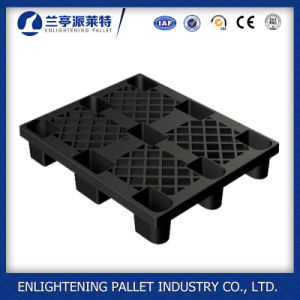 Light Weight Export Black Plastic Pallet for Sale pictures & photos