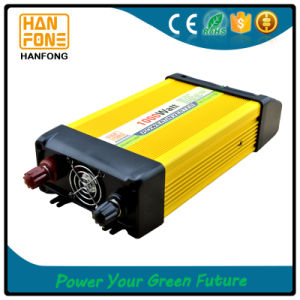 Modified Sine Wave Power Inverter 1kw Home Solar System Price pictures & photos