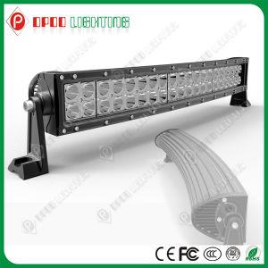 Hotsale 120W 20inch LED Curved Light Bar