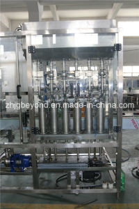 Automatic Oil Filling Equipment Line with PLC Control pictures & photos