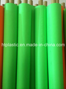Floro Gree Color PVC Film From Size0.06-0.5mm pictures & photos