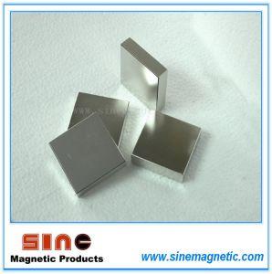 Rectangle /Block /Square Neodymium (N30H / N35M /N40SH /N45EH /N35SH /N45SH) pictures & photos