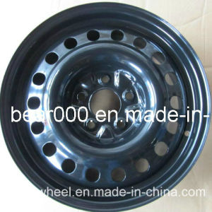 Steel Wheel 16X6.5 for Opel   pictures & photos