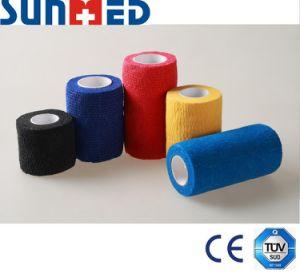 Non Woven Cohesive Bandage pictures & photos