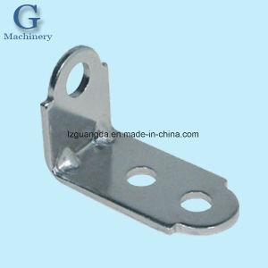 Custom Metal Nonstandard Stainless Steel Z Shaped Bracket pictures & photos