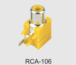 RCA Jack/AV Jack (RCA-106) pictures & photos