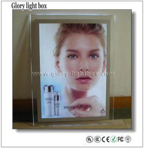 Adverting and Decoration Crystal Light Box pictures & photos