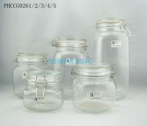Wholesale Glass Food Jar / Sauce Jar pictures & photos
