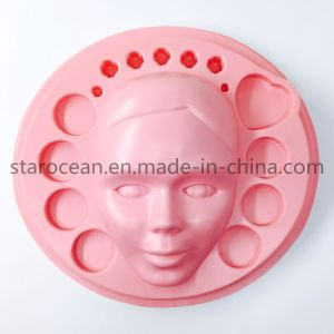 Plastic Gift Box PVC Blister Packaging for Mask pictures & photos