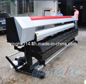 1440 DPI 3.2m Sublimation Printer with 2 DX5 Head for Heat Transfer Paper and Flag Fabric (YH-3200R) pictures & photos