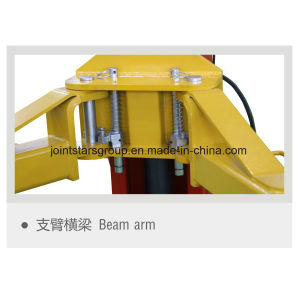 Electric Clear Floor Lift/Car Lift/Electric Hoist/Auto Lifter/Auto Lift/ Car Lifter/Two Post Lift/Lifter/Post Lift/Electric Hoist/Car Hoist pictures & photos
