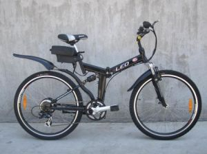 Folding Mountain Electric Bicycle