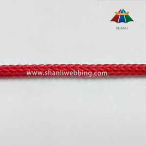 2.5mm Red Polypropylene PP Rope pictures & photos