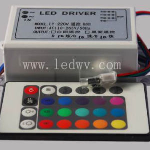 Power Supply 30W RGB LED Driver pictures & photos