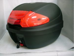 motorcycle tail box