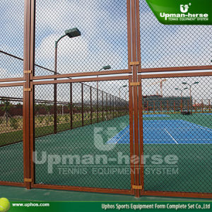 Aluminum Chain Link Fence, Wire Mesh Fence pictures & photos