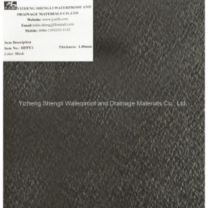 HDPE Waterproof Geomembrane for Landfill Project