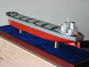 Scale Ship and Boat Model, Miniature Model of Bulk Carrier (JW-249) pictures & photos