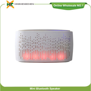 LED Light Bluetooth Speaker A56 Multifunction Bluetooth Speaker Plastic Dancing Hi-Fi Speaker pictures & photos