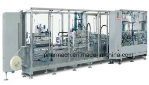 Srd Series Soft Bag Infusion Production Line pictures & photos