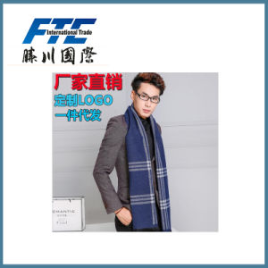 Factory Direct Custom Digital Printed Chinese Men′s Scarf pictures & photos