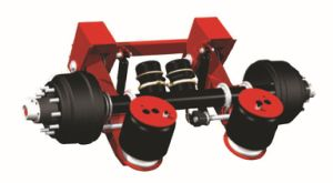Truck Airmatic Trailer Air Spring Suspension System pictures & photos