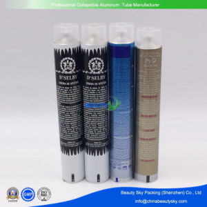 Factory Price Empty Custom Blank Tube Cosmetic Aluminum Test Package pictures & photos