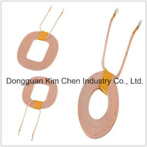 Qi Wireless Charger Coil for Samsung S3/Silk-Covered Wire Coil pictures & photos