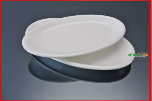 Magnesia Porcelain Plate (000001806/07/08/09/10/11/12) pictures & photos