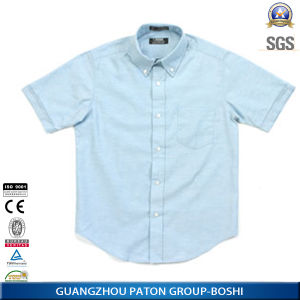 School Uniform Shirt for Boy and Girl pictures & photos