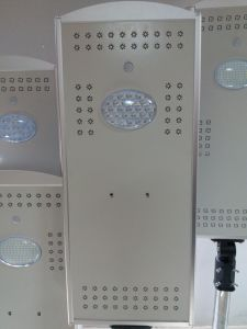 Outdoor Integrated Garden Solar LED Street Light with Ce Certificate (HFK4-25) pictures & photos