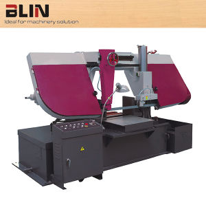 Hot Sale Factry Price Horizontal Double Column Band Saw (BL-HDS-J50A) pictures & photos