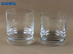 270ml & 360ml Mouth Blown Drinking Glass pictures & photos
