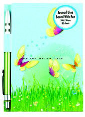 Hot Selling Soft Cover Writing Notebook/Memo/Journal pictures & photos